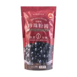 5min Tapioca Bubble Tea Black 250g