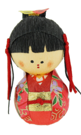 Hime Princess Okiagari Roly-poly Doll