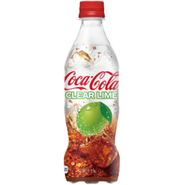 Coca-Cola Clear Lime 500ML