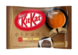 KitKat Hoji Cha Roasted Tea 12pcs