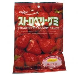 Gummy Strawberry Candy