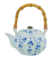 Tea pot Cherry 700ml 18.5X14X10cm