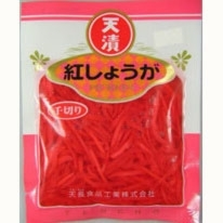 Ginger strips red 45g