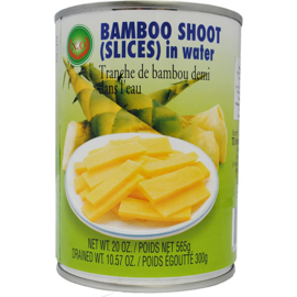 Bamboo Shoot (slices) in water