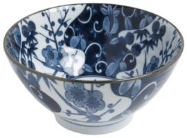 Iron blue Japan flower Ø18 cm | H9 cm