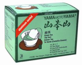 YAMAmotoYAMA Sencha Tea-Bag 16x2g
