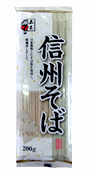 Shinshu soba buckwheat noodles 200g