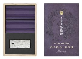 Oedo-Koh Incense Aloeswood (60 sticks)