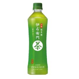 Kyoto Fukujuen Matcha Green Tea 500ml