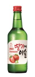 Jinro Soju Strawberry 12% 360ml