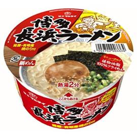 Marutai Hakata Nagahama Ramen Noodles Cup