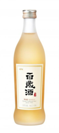 Korean Rice wine Bekseju 375ml
