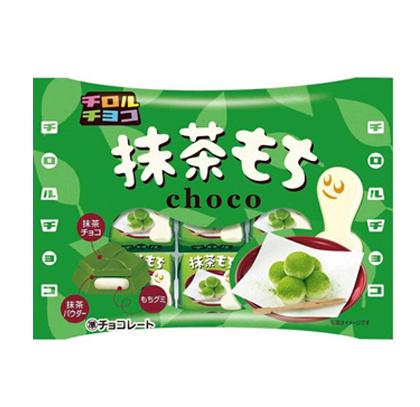 Matcha Mochi Choco 53g