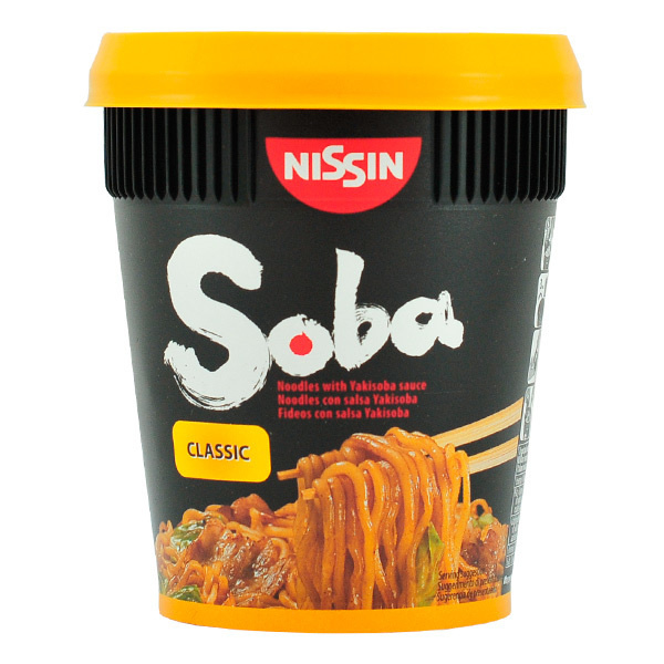 Yakisoba Cup Classic (Nissin) 90g
