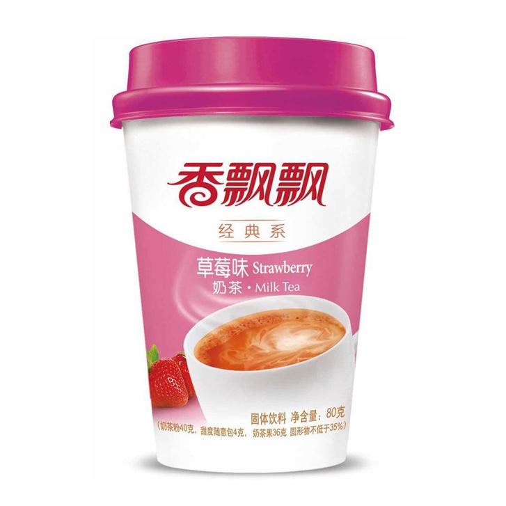 XPP Classic Milk Tea - Strawberry Flavour 80g