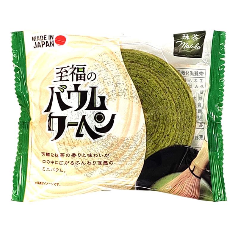Shifuku-No Soft Cake Matcha Flavour 50g