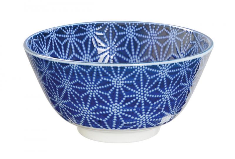 Rijsten kom  Nippon Blue Star 12x6,4cm