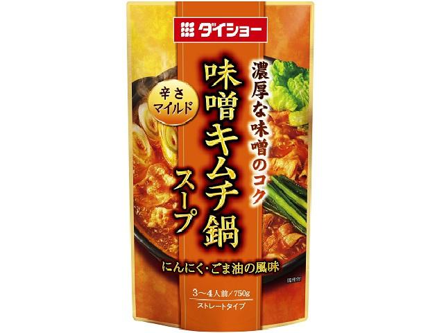 Daisho Miso Kimuchi Nabe Soup 750g