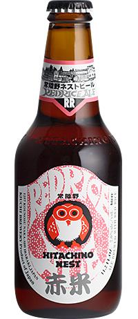 Hitachino Nest Red Rice Ale  330ml  7.0%