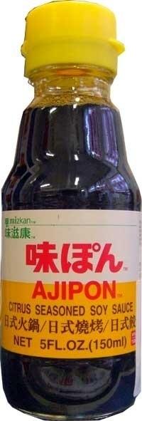 Mizkan Ajipon Soy Sauce 150 ml