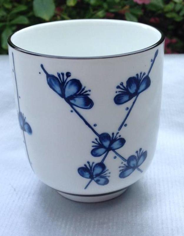 Japanese Tea Cup Cherry