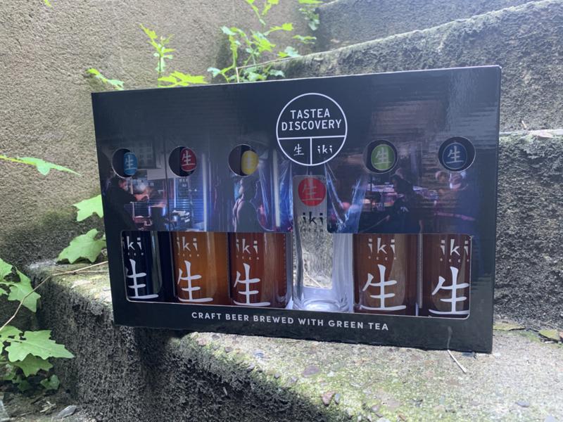 iki Tastea Discovery beer box