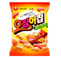 Cuttle Fish Snack 55g