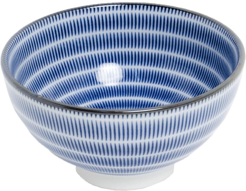 Tochiri Tokusa Rice bowl Ø 12 cm   H 6,5 cm