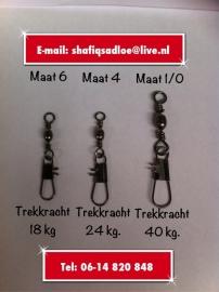 Wartel met interlock (100 pack)