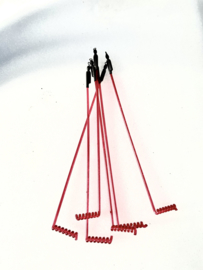Spiraal afhouder plastic