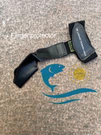 Vinger beschermer (LEER)