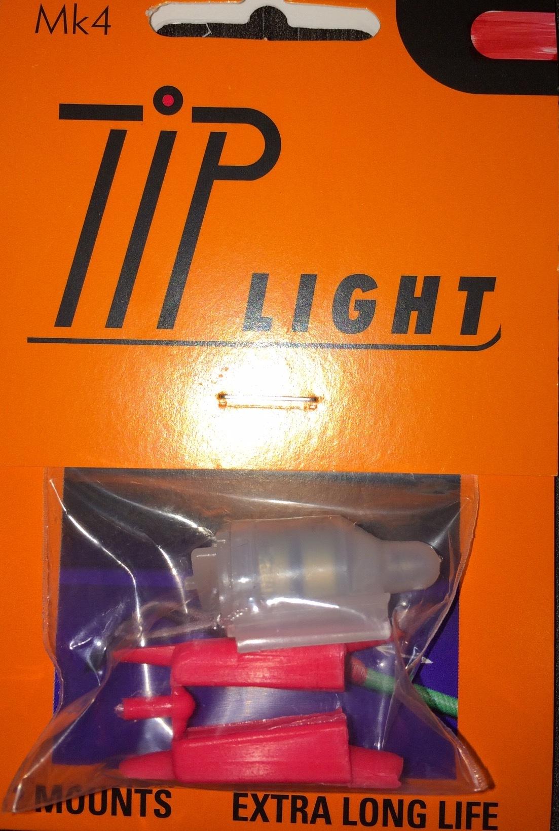 Hengeltop verlichting