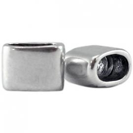 DQ Schuiver Large Antiek Zilver