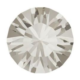 Swarovski puntsteen Crystal Silver Shade 4,0mm ( PP32 ) 4st