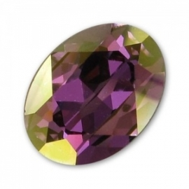 Swarovski 4120 Ovaal Crystal Lilac Shadow 8x6mm