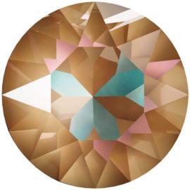 Swarovski 1088 Xirius puntsteen Crystal Cappuccino Delite ( SS39 )