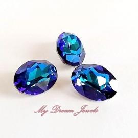 Swarovski 4120 Ovaal Crystal Bermuda Blue 18x13mm