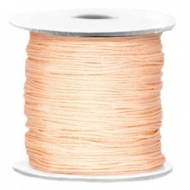 Macramé Draad Light Peach 0,7mm