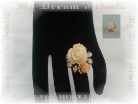 Ring Romantic Rose 3