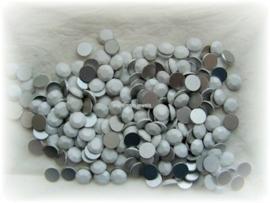 Swarovski 2000 platte steen Chalkwhite 6,2mm
