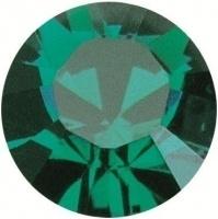Swarovski 1028 puntsteen Emerald PP24 ( 3,0mm )