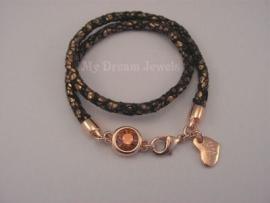Leren Armband Bruin 5