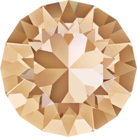 Swarovski 1088 Xirius puntsteen Crystal Golden Shadow 6,1mm (SS29 ) 2st