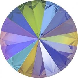 Swarovski 1122 Rivoli Crystal Paradise Shine 12mm