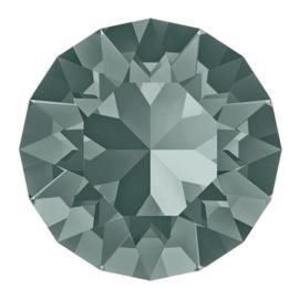 Swarovski 1088 Xirius puntsteen Black Diamond 8,2mm ( SS39 )/2st