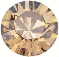 Swarovski 1028 puntsteen Crystal Golden Shadow PP14 ( 2,0mm )