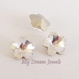 Swarovski 4744 Flower Crystal