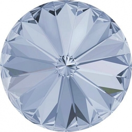 Swarovski 1122 Rivoli Crystal Blue Shade 12mm
