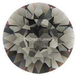 Swarovski puntsteen Black Diamond 5,3mm ( SS24 ) 2st