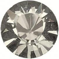 Swarovski 1028 Xilion puntsteen Black Diamond 2,0 mm per 12 stuks